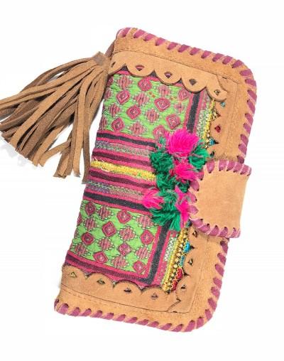 Dhara Wallet - Pink