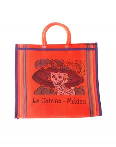 La Catrina Bag - Orange