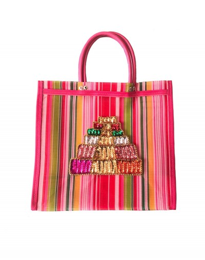 Azteca Pyramid Bag