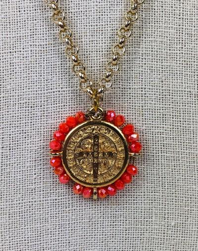 San Benito Medallion