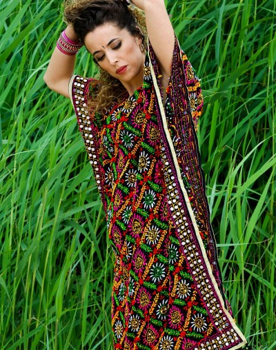 Fringed Caftan (Sold out)