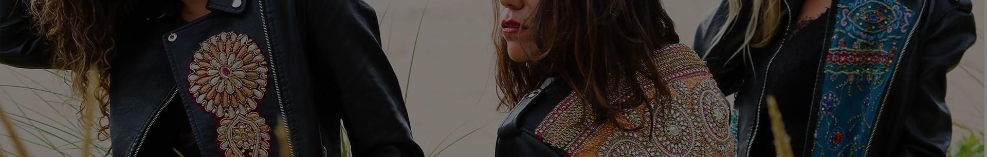 Chaqueta y Cazadora Motera vintage | Lakshmi Soul