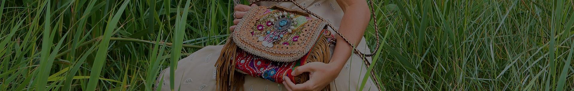 Bolsos etnicos | Lakshmi Soul